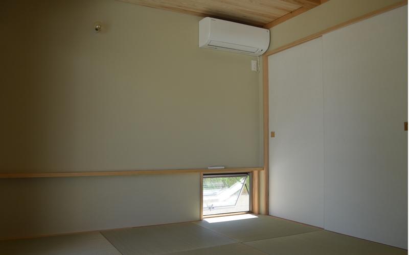 飯倉の家 和室
