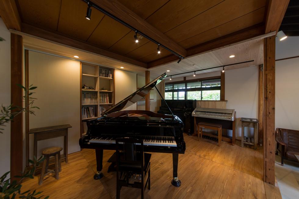 おとときの家 ピアノ教室