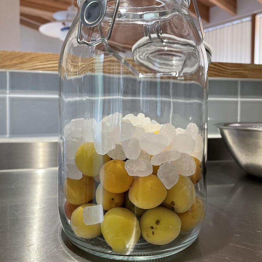 plum-glassbottle
