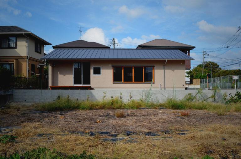 有田の家 シンプルな外観