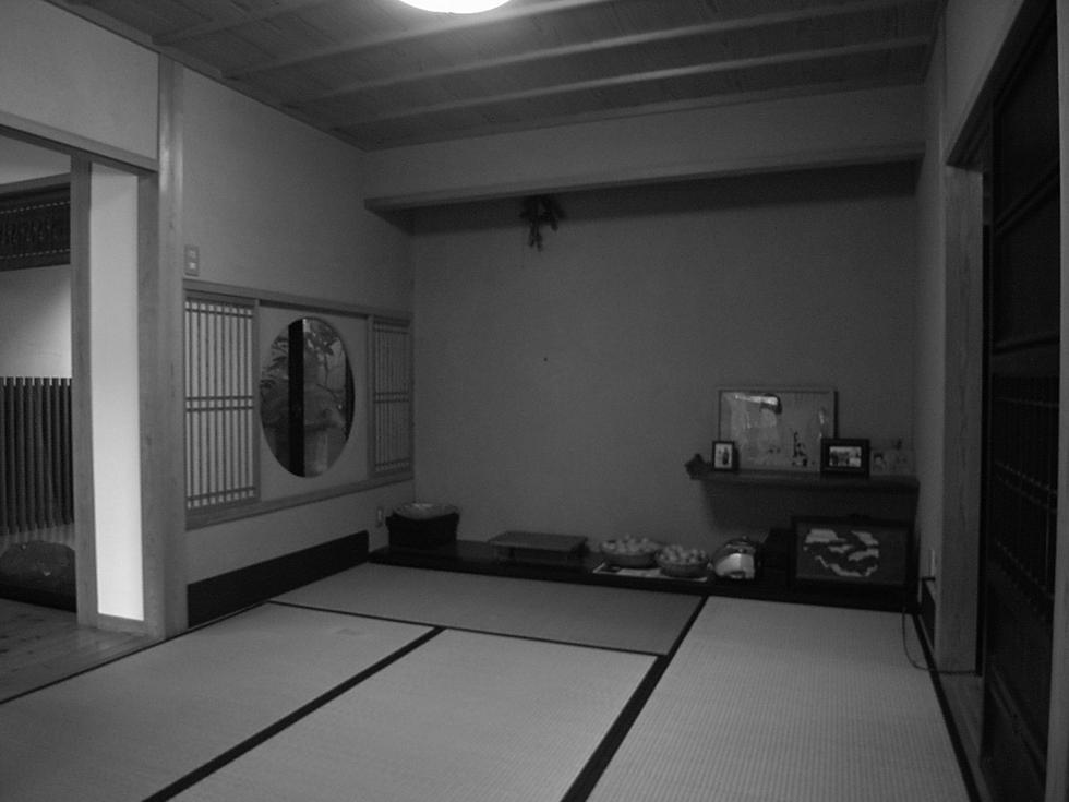 和室ビフォー写真