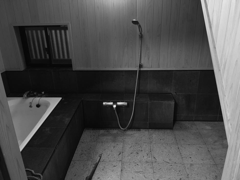 ゆるりとくらす家 浴室ビフォー